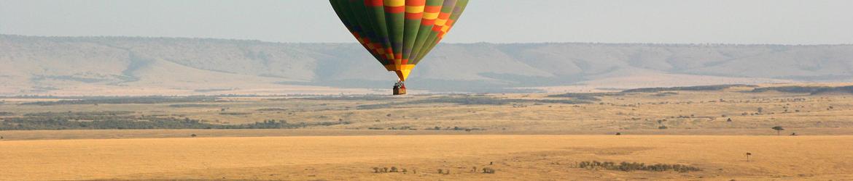 Balloon masai mara